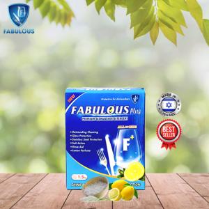 Bột rửa bát hữu cơ Fabulous Plus 1.5kg