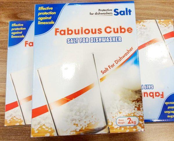 Muối rửa bát Fabulous Cube