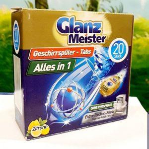 Viên rửa bát Glanz Meister