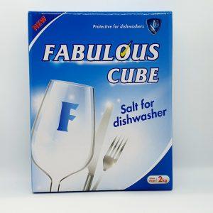 Muối rửa bát Fabulous Cube+