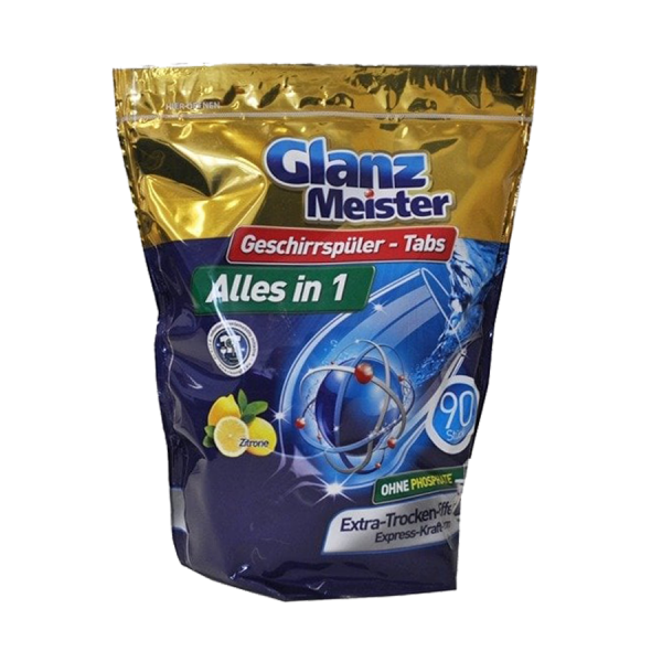 Viên rửa bát hữu cơ Glanz Meister Đức