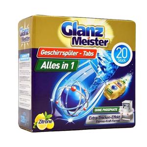 Viên rửa bát Glanz Meister Đức
